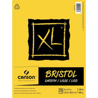 Canson XL Recycled Bristol Paper 9
