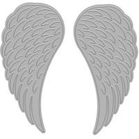 Hero Arts - Angel Wings, Stanssisetti