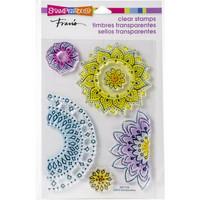 Stampendous - Floral Circles, Leimasetti