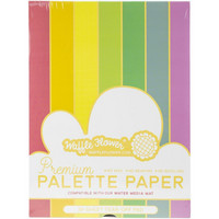 Waffle Flower - Premium Palette Paper Pad 9