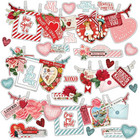 Simple Stories - My Valentine Banners Sticker 12
