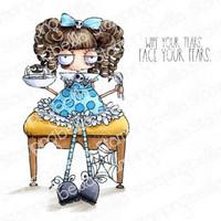 Stamping Bella - Oddball Little Miss Muffett, Leimasetti