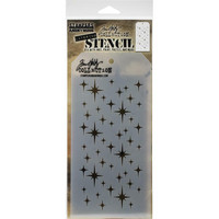 Tim Holtz - Layered Stencil, Sparkle