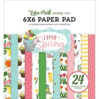 Echo Park - I Love Spring, Paperikko 6