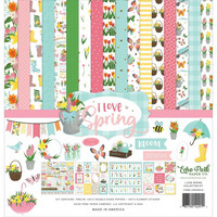 Echo Park - I Love Spring Collection Kit 12