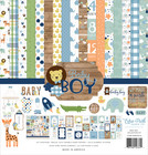 Echo Park - Baby Boy Collection Kit 12