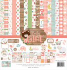 Echo Park - Baby Girl Collection Kit 12