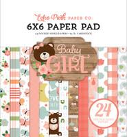 Echo Park - Baby Girl, Paperikko 6