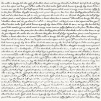 Fabrika Decoru - Letter, Vellum, 11,5