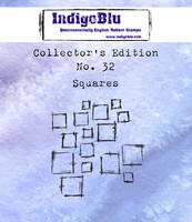 IndigoBlu - Collectors Edition 32, Squares, Leima