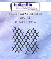 IndigoBlu - Collectors Edition 32, Chicken Wire, Leima