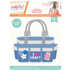 Crafter`s Companion - Sara Signature Collection Crafty Fun, Stanssisetti, Craft Caddy