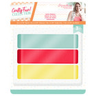 Crafter`s Companion - Sara Signature Collection Crafty Fun, Satin Ribbon 0.75