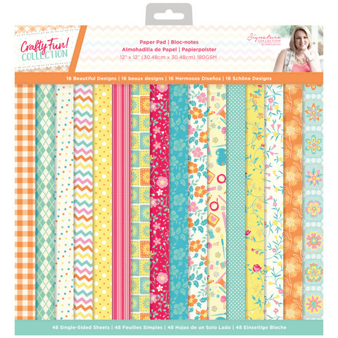 Crafter`s Companion - Sara Signature Collection Crafty Fun, 12