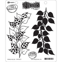 Dylusions - Cling Stamp Collections, Branching Out