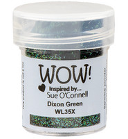 WOW!-kohojauhe, Dixion Green, 15ml