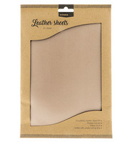 Studio Light - Fake Leather Sheets nr.01, Antique Bronze
