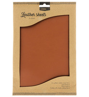 Studio Light - Fake Leather Sheets nr.02, Light Brown