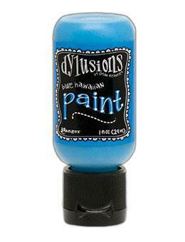 Dyan Reaveley - Dylusions Acrylic Paint, Blue Hawaiian, 29ml