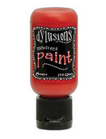 Dyan Reaveley - Dylusions Acrylic Paint, Postbox Red, 29ml