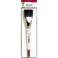 Dina Wakley -  Stiff Bristle Brush, Pensseli, 45mm