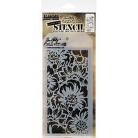 Tim Holtz - Layered Stencil, Bouquet