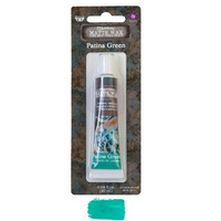 Prima Marketing - Finnabair Art Alchemy Matte Wax, Patina Green