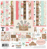 Carta Bella - Farmhouse Market, Collection Kit 12