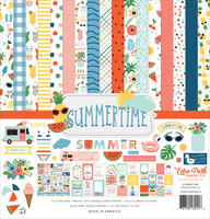 Echo Park - Summertime, Collection Kit 12