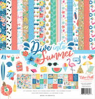 Echo Park - Dive Into Summer, Collection Kit 12