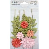 49 and Market - Sugar Petals, Tutti Frutti, Paperikukkasetti