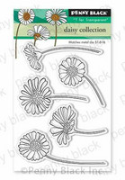 Penny Black - Daisy Collection, Leimasetti