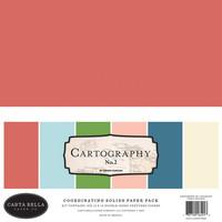 Carta Bella - Cartography No. 2, Solids Kit 12