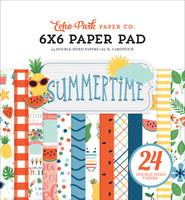 Echo Park - Summertime, Paperikko 6