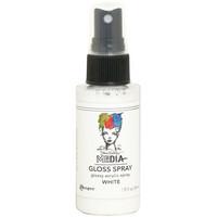 Dina Wakley - Media Gloss Spray, White, 56ml