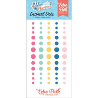 Echo Park - Dive Into Summer Enamel Dots, 60 kpl