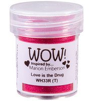 WOW!-kohojauhe, Love is the Drug (T), Regular, 15ml