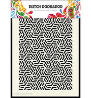 Dutch Doobadoo - Geomatric, A5, Sapluuna