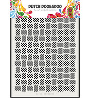 Dutch Doobadoo - Stripe Pattern, A5, Sapluuna