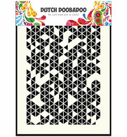 Dutch Doobadoo - Triangles, A5, Sapluuna