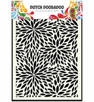 Dutch Doobadoo - Floral Waves 2, A5, Sapluuna