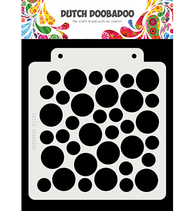 Dutch Doobadoo - Large Circle 6