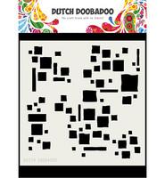 Dutch Doobadoo - Squares 6