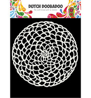 Dutch Doobadoo - Flower circle 6