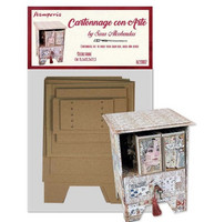 Stamperia - Secretaire Kit