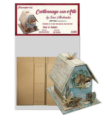 Stamperia - House of Journals Kit
