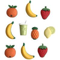 Dress It Up - Fruit Smoothie, Koristenappisetti