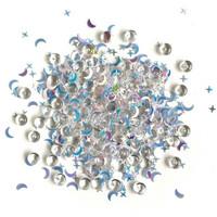 Buttons Galore - Shimmerz Embellishments, 18g, Celestial