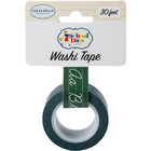 Carta Bella - School Days Decorative Tape, 15mmx9m, ABC