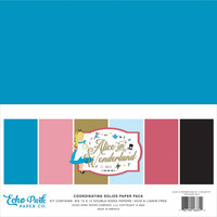 Echo Park - Alice In Wonderland No. 2 Solids Kit, 12